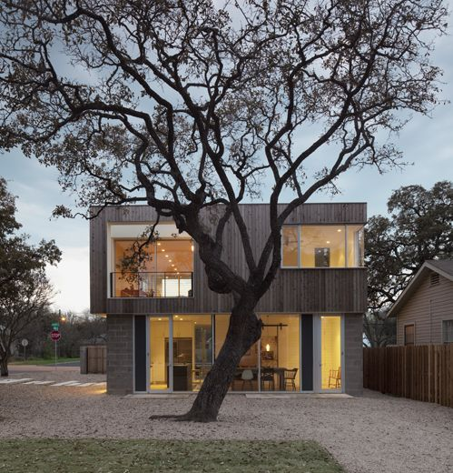 ravishing garden homes austin tx. Alterstudio Architecture Modern Home  Gardens Designed Around a Single Tree Gardenista 57 best modern austin images on Pinterest Landscaping Austin