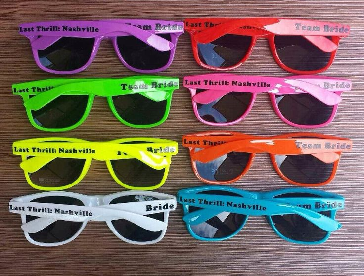 Personalised Stickers For Sunglasses