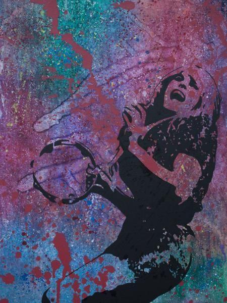 """Grace Potter"" by Melissa Branin Wheeler"