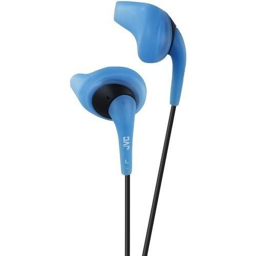 Jvc Gumy Sport Earbuds (blue) (pack of 1 Ea)