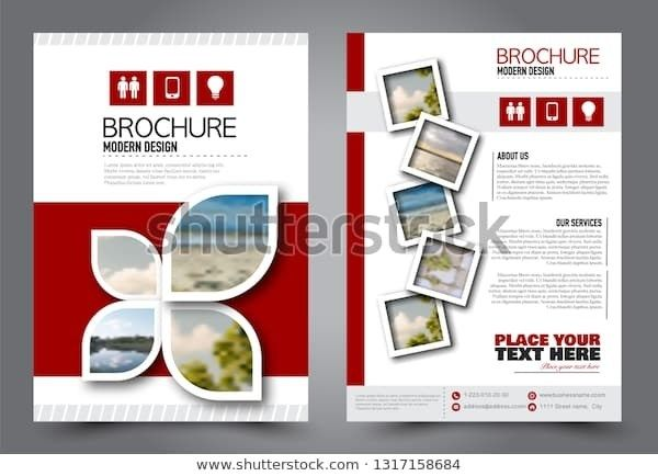 Abstract Flyer Template Business Brochure Design Royalty Business Brochure Design Brochure Design Free Flyer Templates