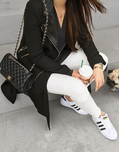 chanel brand luxury fashion casual outfit