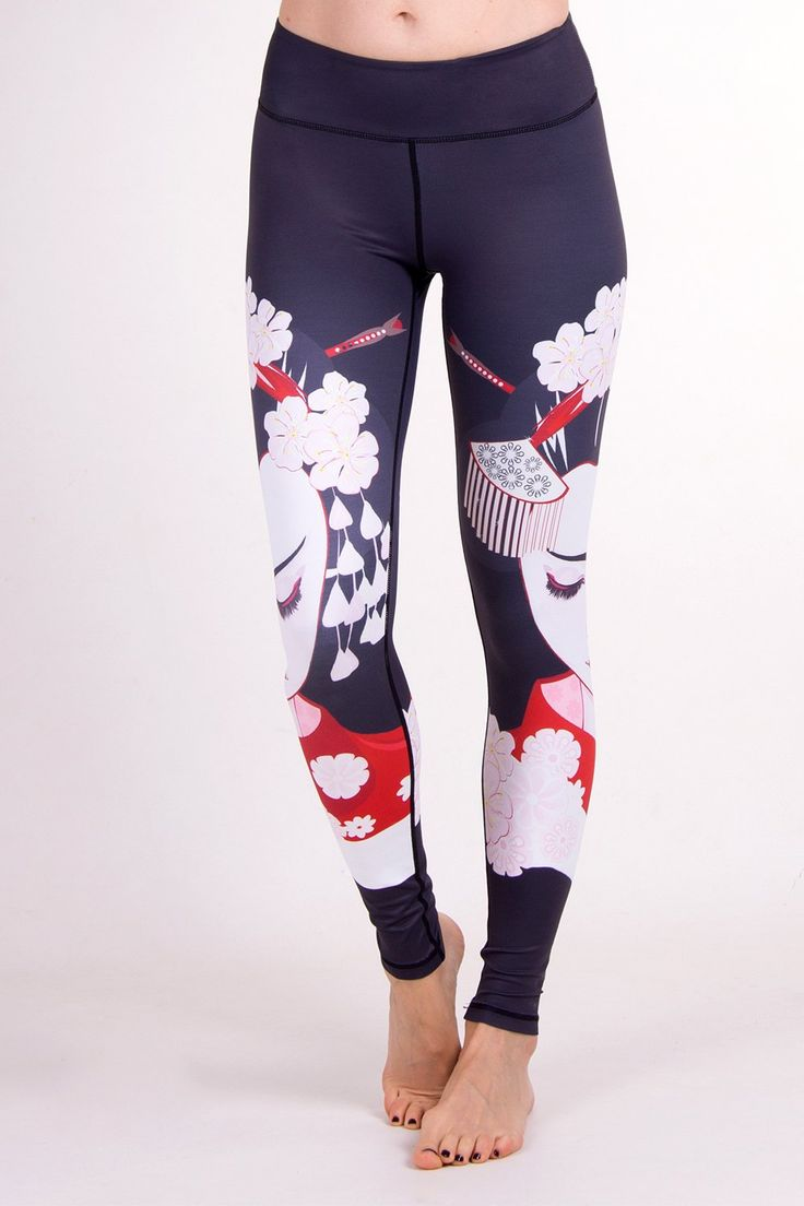 Geisha leggings