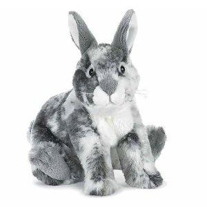 Webkinz Signature Deluxe Plush Figure English Spot Bunny