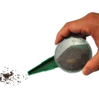 3X Garden Seed Dispensers