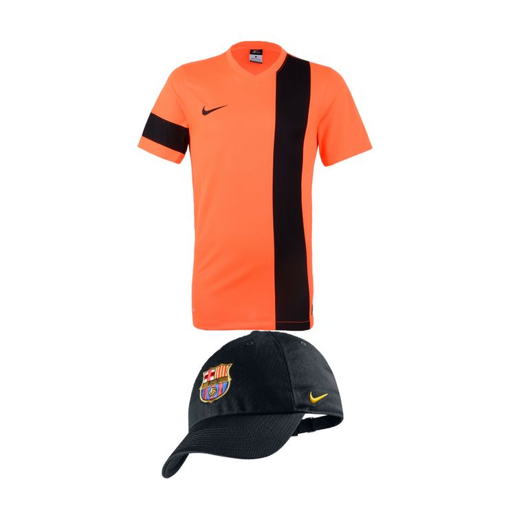 Mix and Match Orange Striker