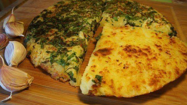 Обалденный рецепт чесночного картофеля Кулинарное искусство
