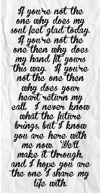 Daniel Bedingfield - If You're Not the One
