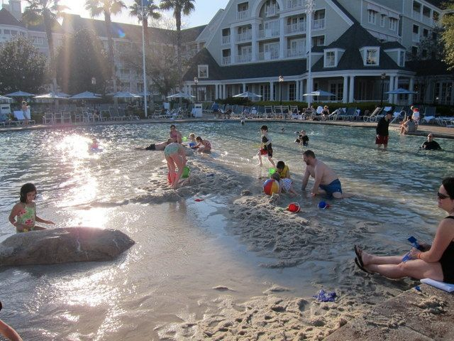 Get to Know Stormalong Bay: The Yacht & Beach Club Pool Area