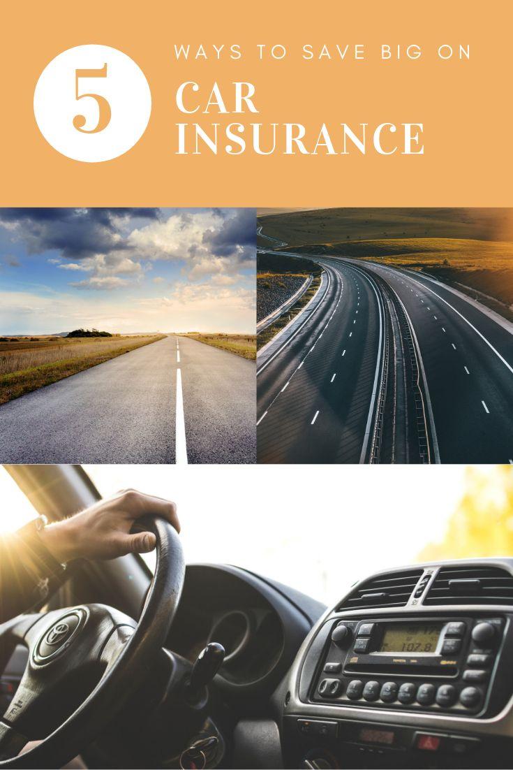 5 ways to save hundreds on car insurance car insurance