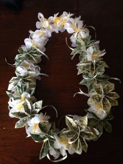 Graduation Lei…. | Party ideas – #Graduation #Id…