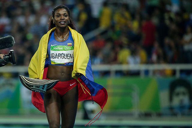 Caterine Ibargüen gana en triple salto en la reunión de Madrid