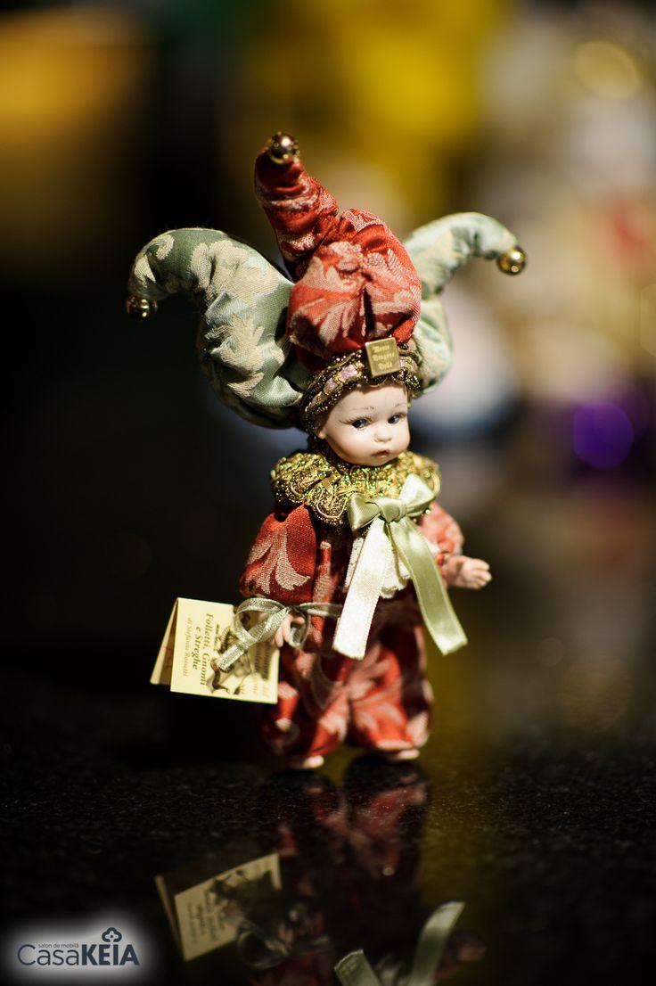 Montedragone porcelain doll, Valentine