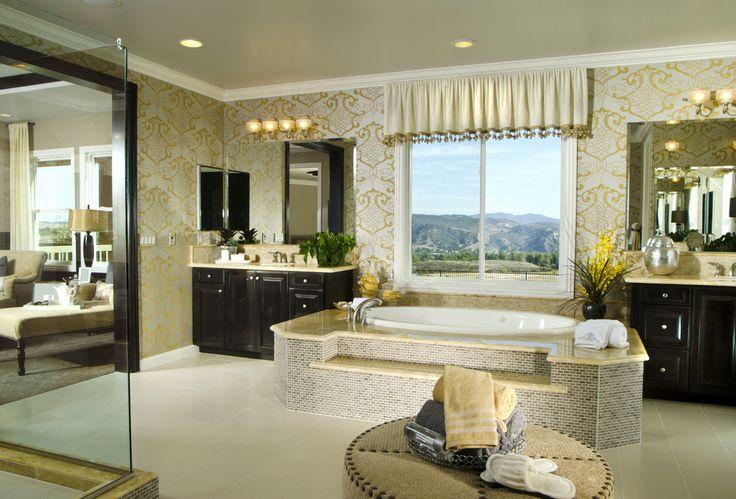 Luxury Master Bathroom Designs 24 luxury master bathroom designs with centered soaking tubs