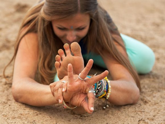 """Keep Yoga-ing. 