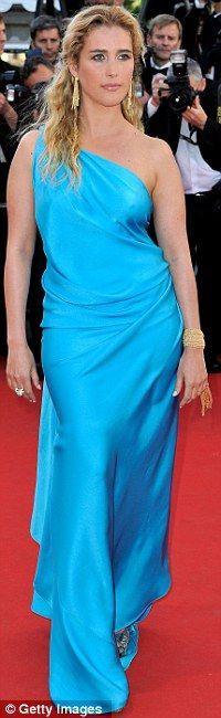 Vahina Giocante #Cannes2012 #HauteCouture #RedCarpet