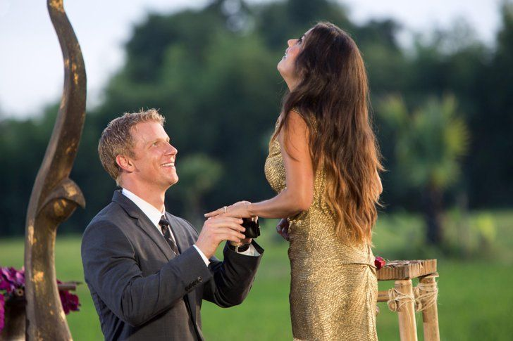 Pin for Later: The Bachelor Couples: Where Are They Now? The Bachelor, Season 17: Sean Lowe and Catherine Giudici After a sweet romance throughout the season that involved handwritten love notes, Sean proposed to funny fan favorite Catherine in the finale.