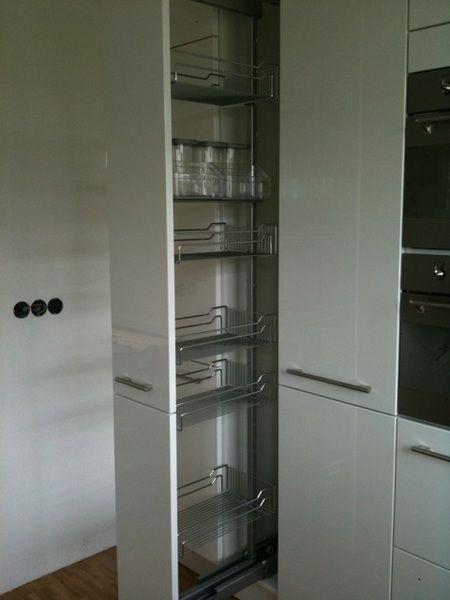 Must have Een apothekerskast in de keuken!