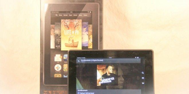 Im Test: Kindle Fire HD 7