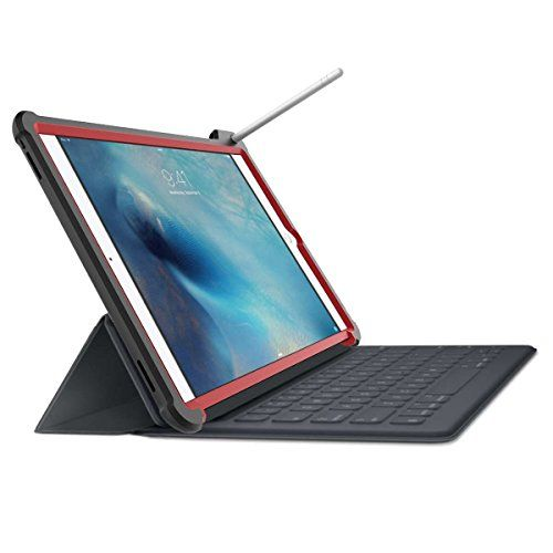 Gumdrop Cases Apple iPad Pro 12.9 - Glass Tech Hideaway with Stand - Black - Red Silicone - Rugged Shock Absorbing Protective Dual Layer Cover Case Gumdrop Cases http://www.amazon.com/dp/B015SC4P4G/ref=cm_sw_r_pi_dp_z88zwb1NNQK71