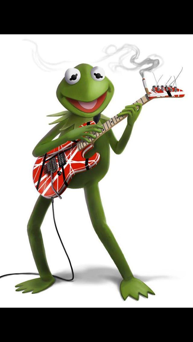 Kermy Van Halen
