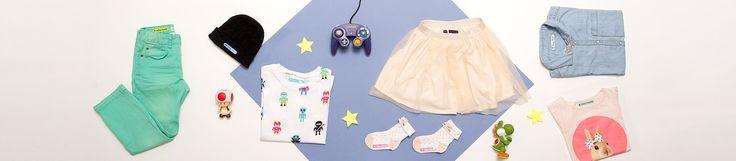 Etiquette vêtement thermocollante pour les affaires des enfants