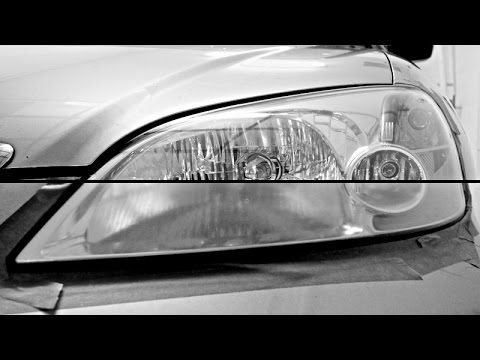 3 Methods for Headlight Repair  - /DRIVE CLEAN
