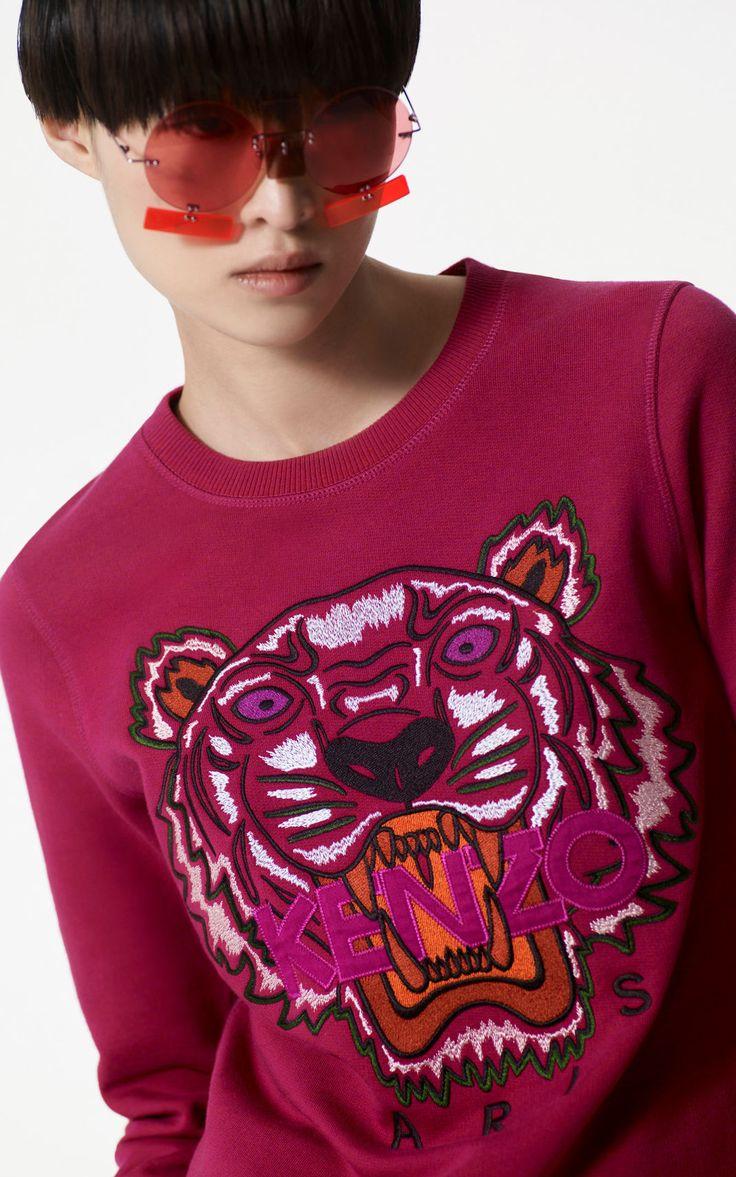 Sweatshirt Tigre  Kenzo   Kenzo.com