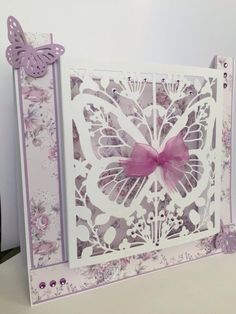 C & C mariposa die set on Pinterest | Create And Craft, Couture ...