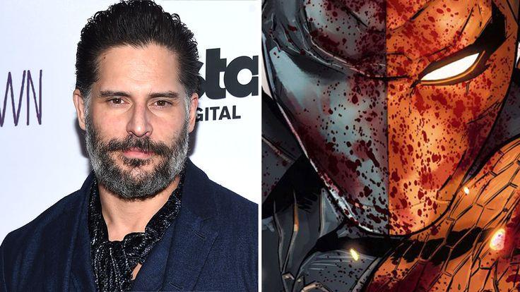 Joe Manganiello to Play Villain Deathstroke in Ben Affleck's Batman Movie  Ben Affleck is set to direct a stand-alone Batman film.  read more
