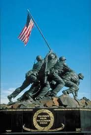 Image result for iwo jima statue