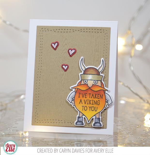 stamp cat valentines day