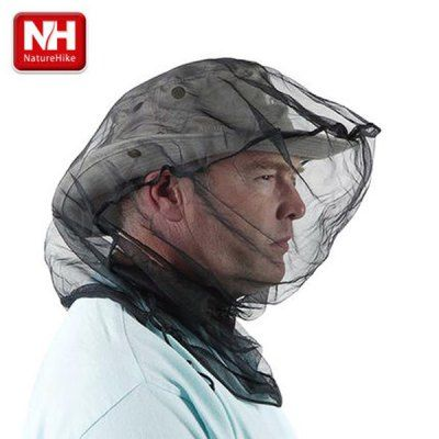 NatureHike Prevent Bee Sting Head Net Anti - mosquito Hat for Camping Hiking Cycling-3.59 and Free Shipping  GearBest.com