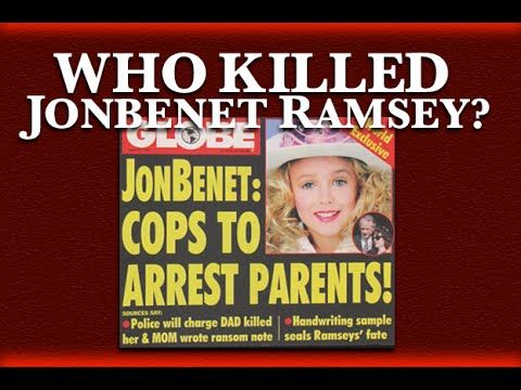 YOUTUBE CHANNEL EXCLUSIVE: Who Killed JonBenet Ramsey? A newly released documentary detailing the facts in the JonBenet Ramsey murder. Never before seen or h...