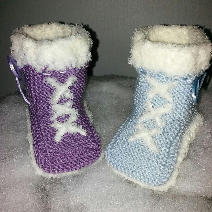 Vinter booties