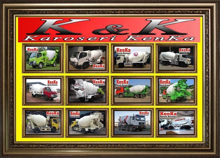 Mobil & Truck Mixer – Karoseri Mobil & Truck KenKa