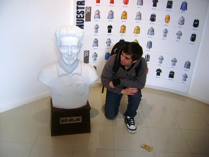 Museo #COLOCOLO, Santiago de Chile.