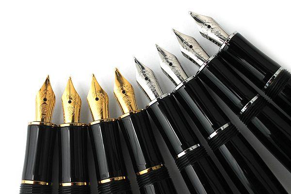 Kaweco Dia2 Fountain Pen with Chrome Accents - Extra Fine Nib - Black Body - KAWECO 10000556: Fountain Pens, Diamond, Dia2 Fountain, Kaweco Designed, Accents Kaweco, Timeless Beauty, Embody Timeless
