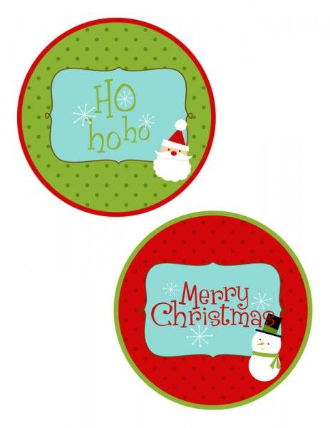 FREE Christmas Printables from the Paper Dolls Shoppe