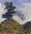 Föhre bei Grindelwald by Emile Cardinaux on artnet