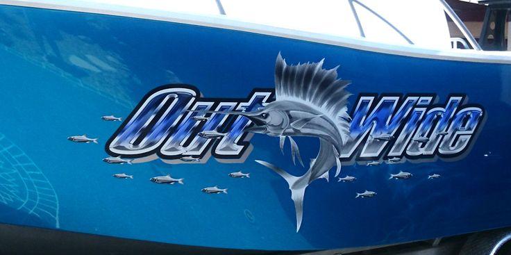 Boat Name Designs