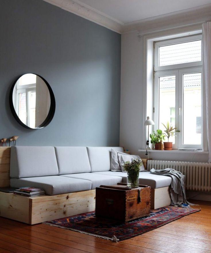 5 Tage Arbeit Ein Sofa Anzeige Mintundmeer In 2020