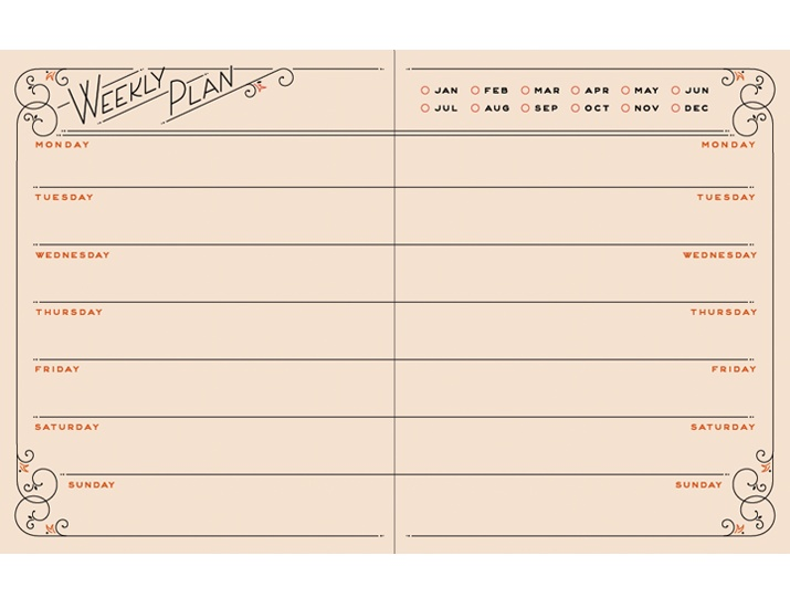70 best images about Daily/weekly Organizer insert ...