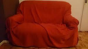 Cubre sillón dos cuerpos