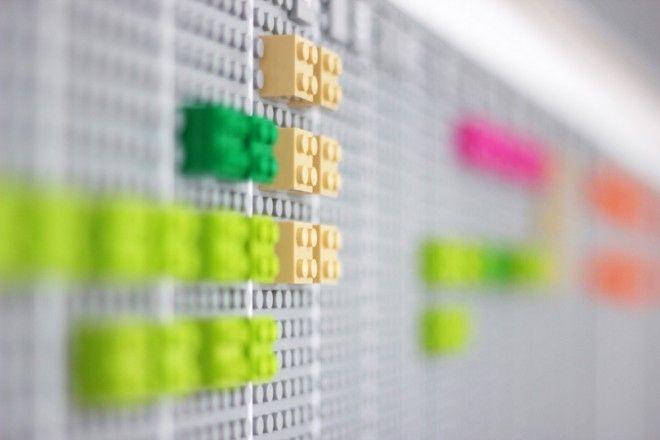 This Brilliant Lego Calendar Syncs With Google