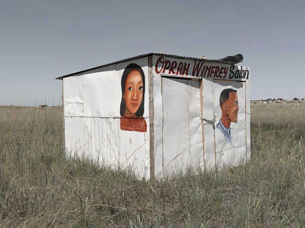 Graeme Williams , South Africa, Oprah's Salon