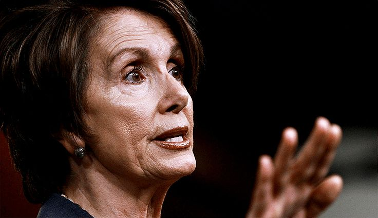 "[Watch] Numbskull Nancy Pelosi – Law-Abiding Families Now Free From Deportation? 12/08/14. The California Representative exposes herself, once again, a little more than a partisan political hack, in the image of her ""president."" Willing to and quite comfortable lying in order to get what she wants, and not really caring who knows it. Read more at http://universalfreepress.com/watch-numbskull-nancy-pelosi-law-abiding-families-now-free-deportation/"