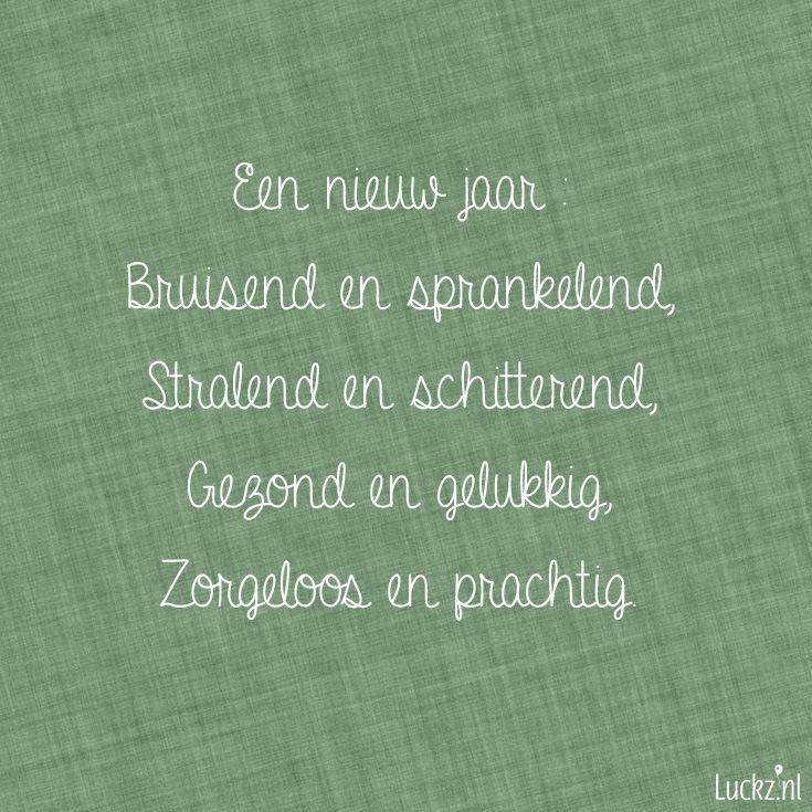 Kerstwens bruisend en sprakelend.  Ga naar luckz.nl voor meer kerstteksten, wensen en gedichten.