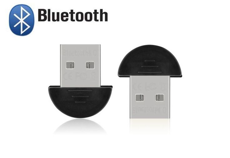 Mini USB 2.0 Bluetooth V2.0 Dongle Wireless Adapter For PC Laptop 3Mbps Speed