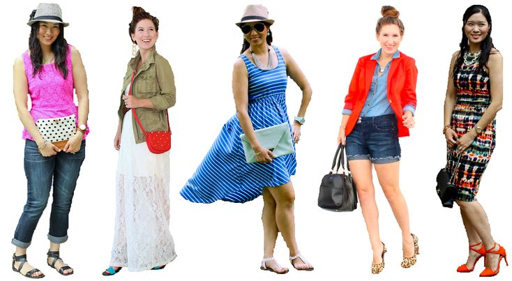 Coupons.com challenged fashion bloggers to put together different looks with only $100. See the outfits purchased using Kmart coupon codes.